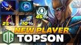 Topson New OG Player SKYMAGE OWNAGE Dota 2
