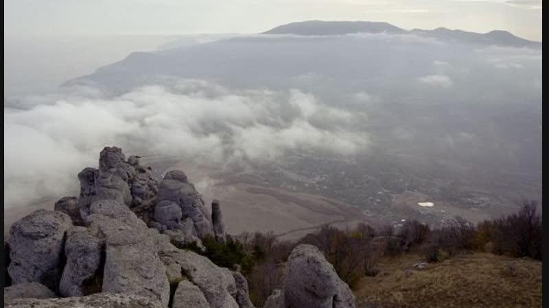Заповедное чудо Крыма — Бабуган-яйла, названное волчьей ягодой
