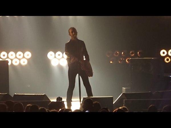 CALOGERO - Liberté Chérie - TOULOUSE LIVE 31/3/2018