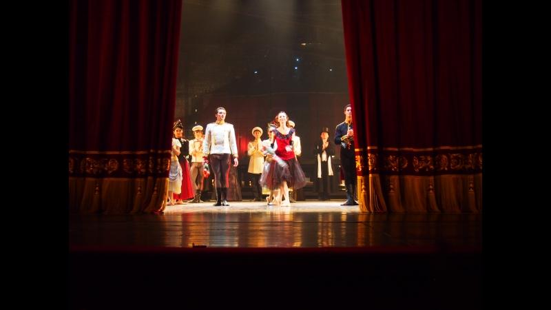 Анна Каренина. балет. поклон. 5.04.2018 (видео-ПИБ)