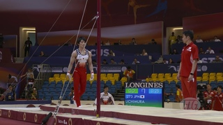 Kohei Uchimura (JPN) - 2018 Artistic Worlds, Doha (QAT) - Qualifications