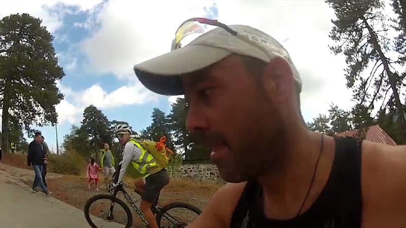 Olympus Man Triathlon 2015