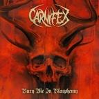 Carnifex альбом Bury Me in Blasphemy