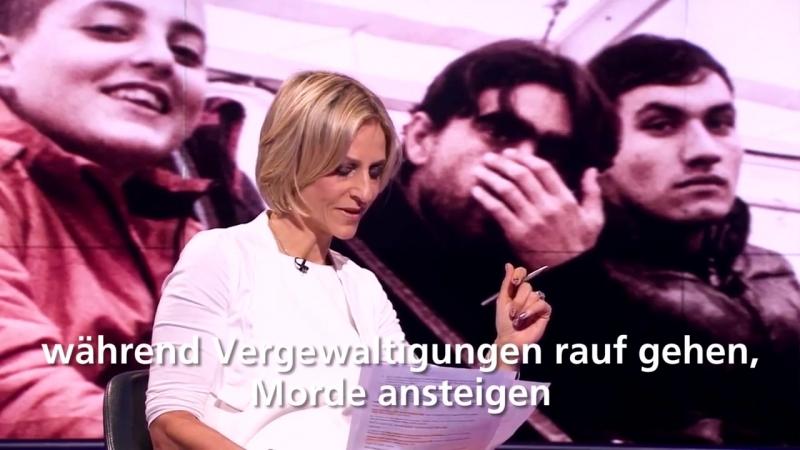 Beatrix von Storch in der BBC- Das ist Müll- tut mir leid das so klar zu sagen-