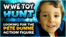 Pete Dunne Action Figure Hunt At Target WWE Toy Hunt