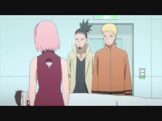 Boruto: Naruto Next Generations 78 / Боруто: Следующее поколение Наруто 78 серия Русская озвучка