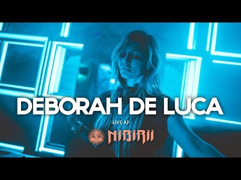 DEBORAH DE LUCA - FULL 2h LIVE SET @ NIBIRII One Year Bootshaus Cologne 2018