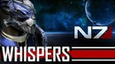 Mass Effect 3 - Whispering Heart Garrus Femshep Tribute