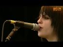 The Distillers - The Hunger Reading Festival 2004 MTV