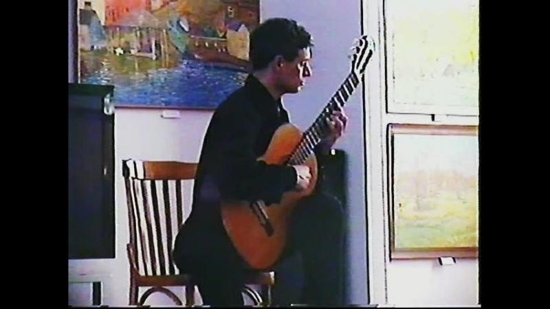 Концерт Вани в картинке