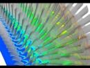Ansys-cfx-harmonic-analysis-visualized-ensight