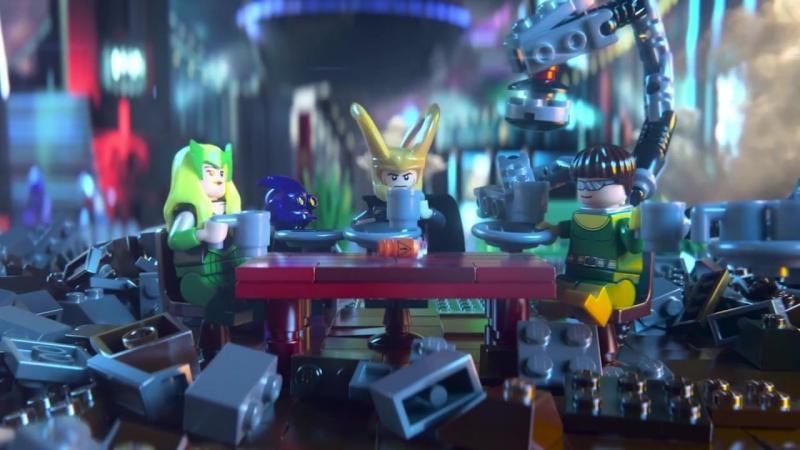 Игра LEGO Marvel Super Heroes 2 выйдет летом на macOS!