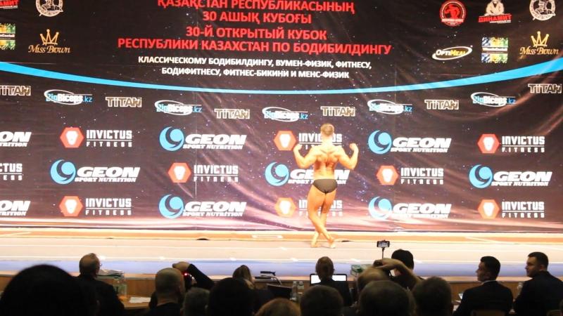 Моя корявая произволка на Кубке Казахстана. 21.04.18