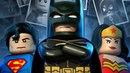 LEGO Batman 3 Beyond Gotham ПРОХОЖДЕНИЕ БЭТМЕН И РОБИН