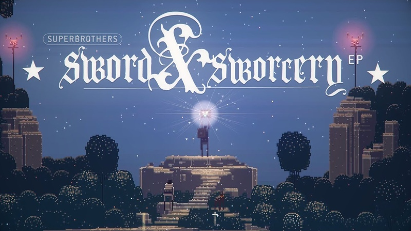 Superbrothers Sword Sworcery now on Nintendo Switch!