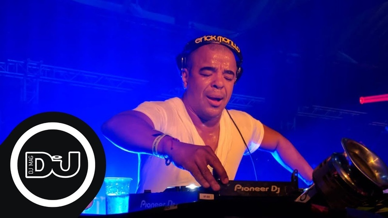Erick Morillo Live From Labyrinth Tobacco Dock