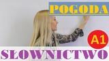 Polish for foreigners - pogoda
