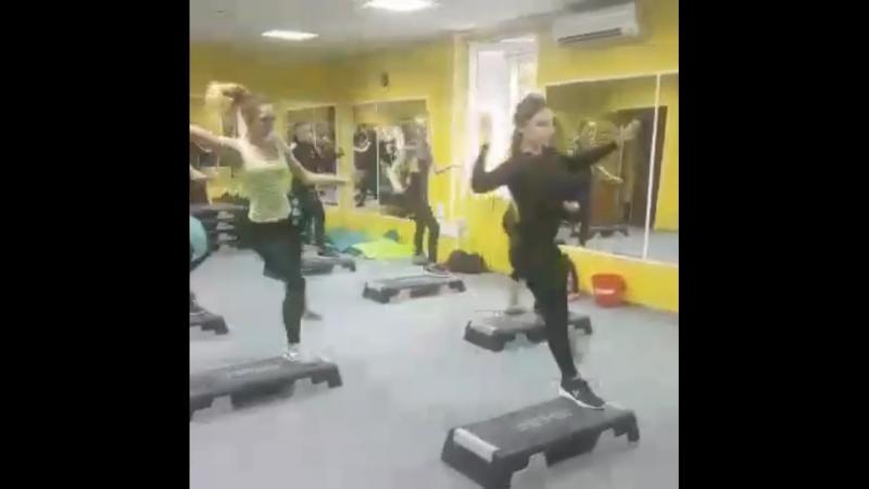 Сыромятникова Екатерина на занятии INTERVAL