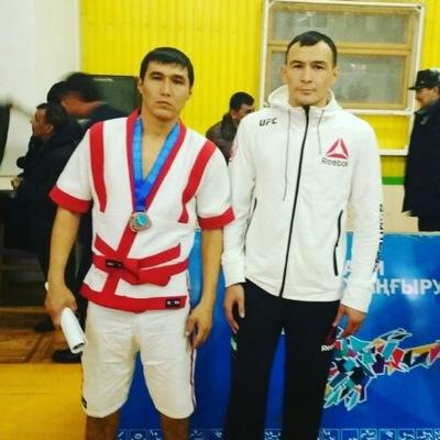 Бауыржан Таскалиев