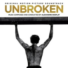 Alexandre Desplat альбом Unbroken