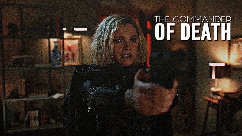 Clarke Griffin | The commander of death