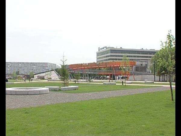 От техники и ограждений главная площадь Челнов освободится уже через пару недель