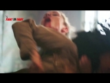 A Very Brutal CATFIGHT, Female Fight Scene, Brutal Punches and Kicks, Broken Nose, Screams, Wow!