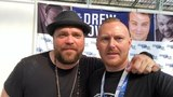 Paul Edwards on Instagram A special message from @thedrewpowell at #hvff @heroesfanfest for dc world fans!! #gotham