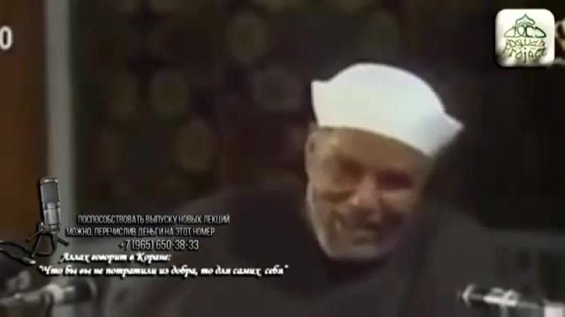 Аль Вадуд любищий своих верующих рабов
