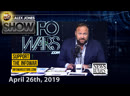 Full Show Plan To Indict Deep Staters Announced By 45 Eric Bolling And More 04 26 2019