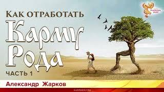 Как отработать карму Рода Александр Жарков Часть 1