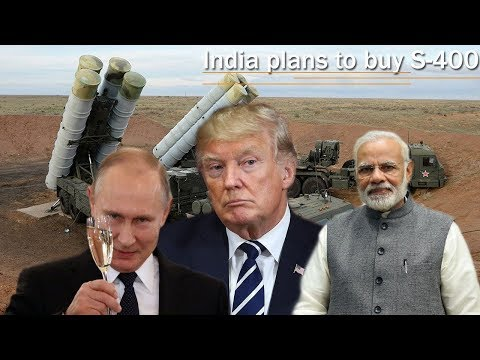 India plans to buy S 400 Triumf missiles from Russia US asks countries to consider CAATSA