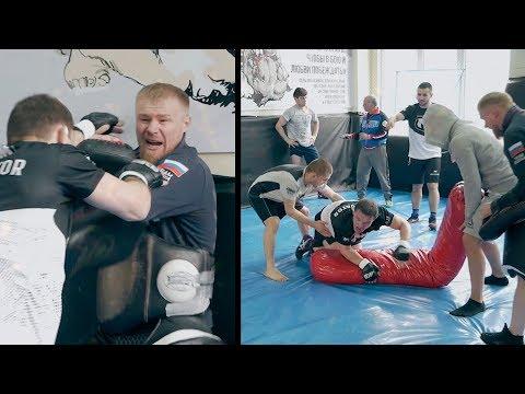 40-ка летний мужик устроил нереальную БОЙНЮ / Тарасов в ШОКЕ
