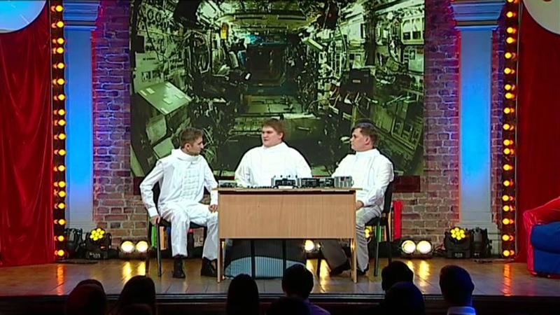 Украинец летит на Марс Мамахохотала шоу