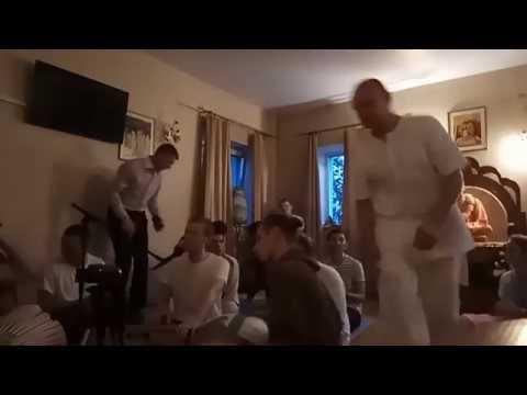Нитай Мангала Прабху - Киртан на Радхаштами 2018 Екатеринбург