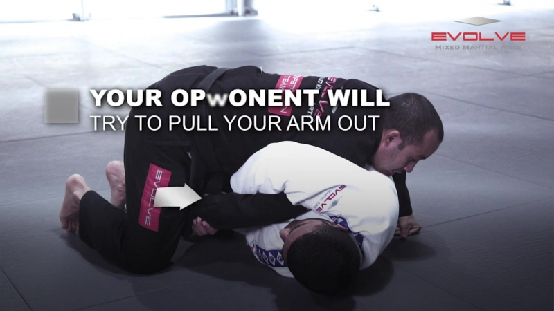 How To Counter A Kimura With An Armbar