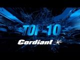 Cordiant Top-10 (34 тур Ла Лиги)