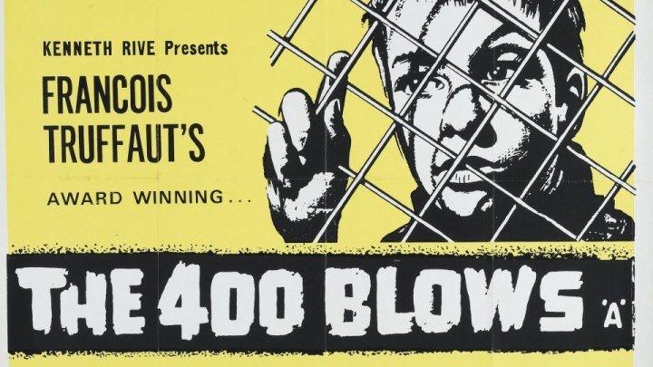 400 ударов / Четыреста ударов / Les Quatre cents coups / The 400 blows (1959). Реж. Франсуа Трюффо, в рол. Жан-Пьер Лео, Клер Морье, Альбер Реми, Г...