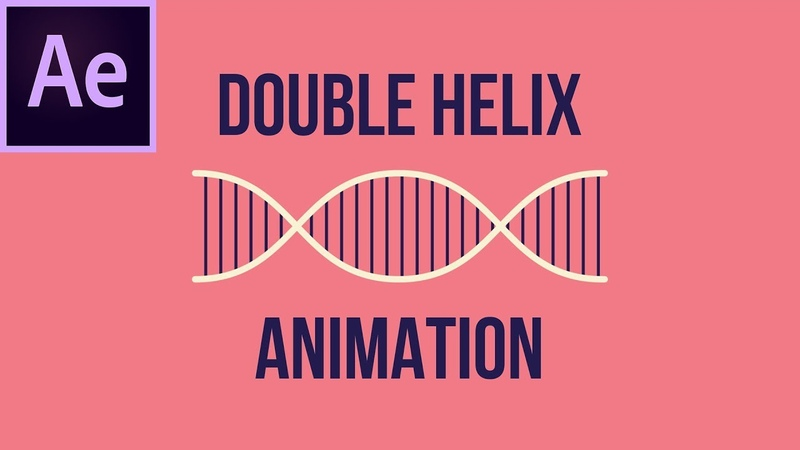 How To Create A Double Helix In After Effects