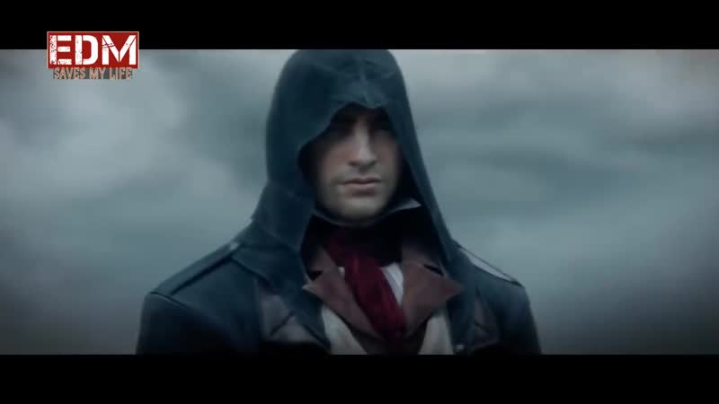 Видео из Assassin Creed под Alan Walker - Peace bringers