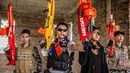 LTT Nerf War Special Task SEAL X Warriors Nerf Guns Fight Criminal Group Dr Lee Good Control