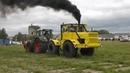 Советский трактор K-700 КИРОВЕЦ против всех Soviet tractor K-700 KIROVETS against all