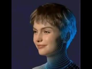 ️Yapay zekaya sahip. - ️Siri, Google Asistan ve Alexanın görsel halini andırıyor. - ️Göz teması kuruyor, mimiklerini kullanıyor,
