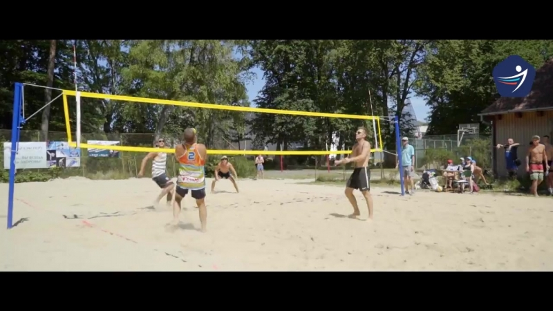 Пляжный волейбол в Светлогорске на призы Победа 33