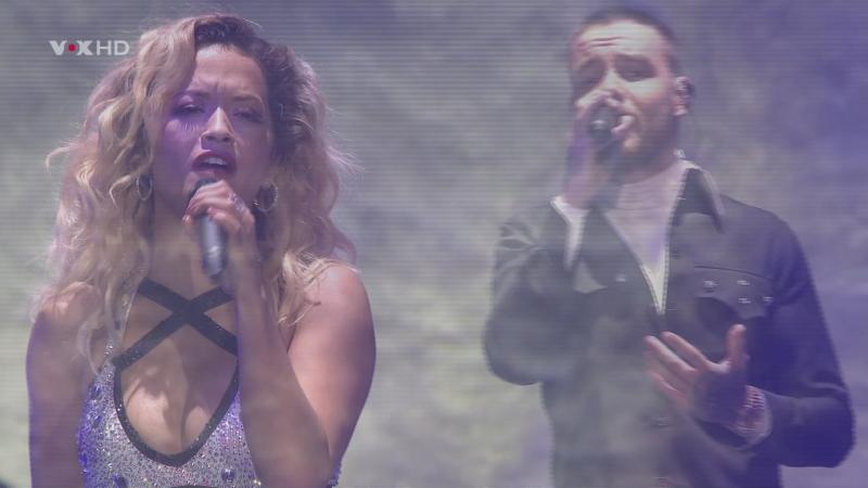 Liam Payne Rita Ora - For You (ECHO 2018 – Der Deutsche Musikpreis - 2018-04-12)