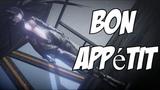 【MMD】 Bon Appétit