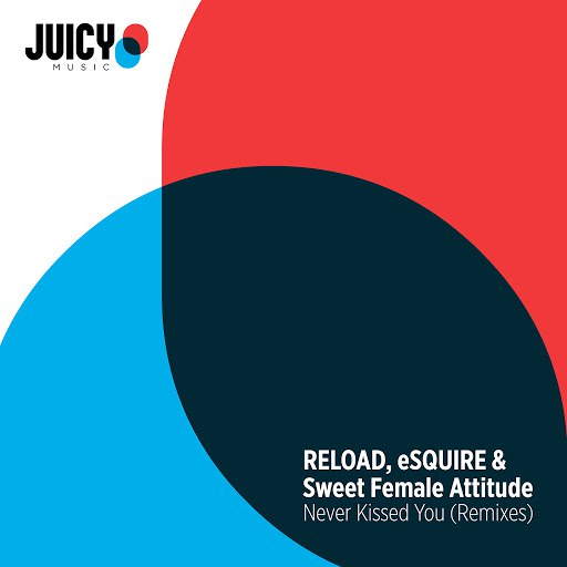 Reload альбом Never Kissed You (Remixes)