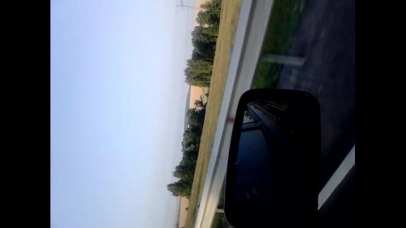 Дальняя дорога еду в тамбов инжавино кулевча