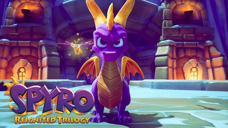 Spyro Reignited Trilogy   New Screenshots of Ice Cavern, Terrace Village, Alpine Ridge More!