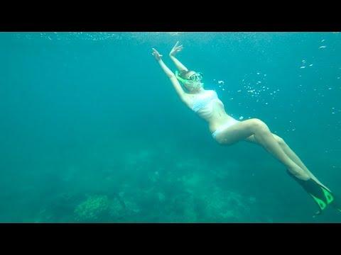 Тайланд 2018 Краби Krabi Морская экскурсия по островам снорклинг подводный мир андаманского моря